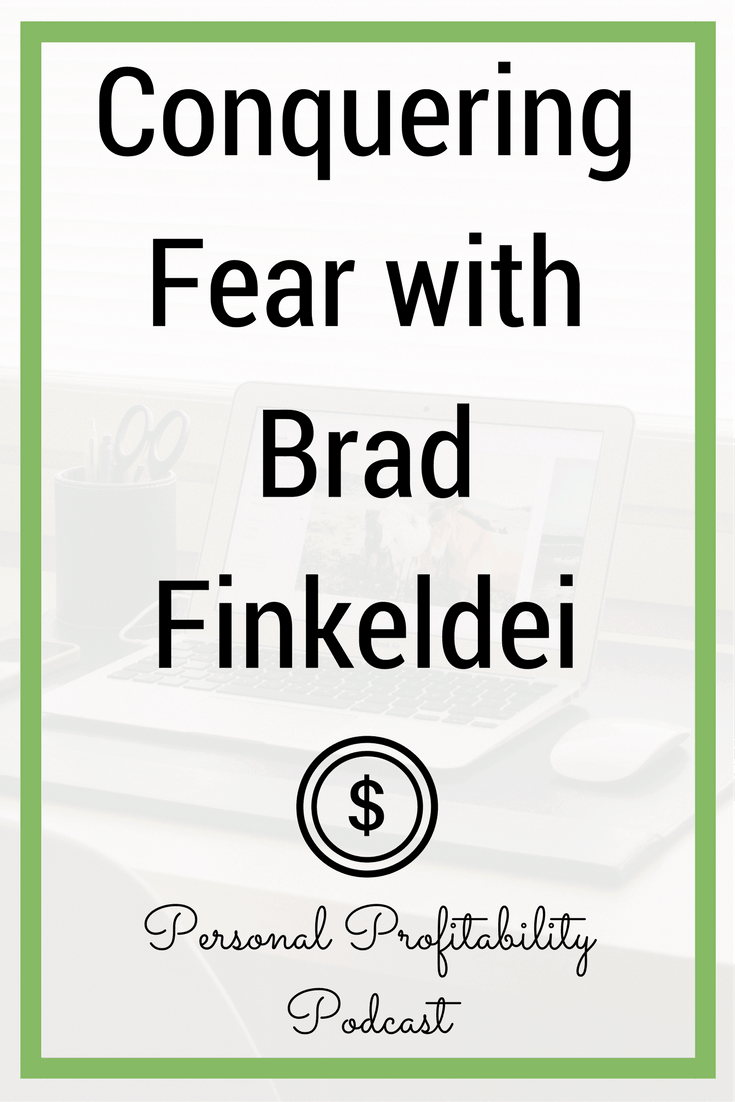 "Brad Finkeldei wasn't always known as ""The Rubber Chicken Guy."" Learn how to overcome fears and break free of the cubicle in this week's awesome episode."