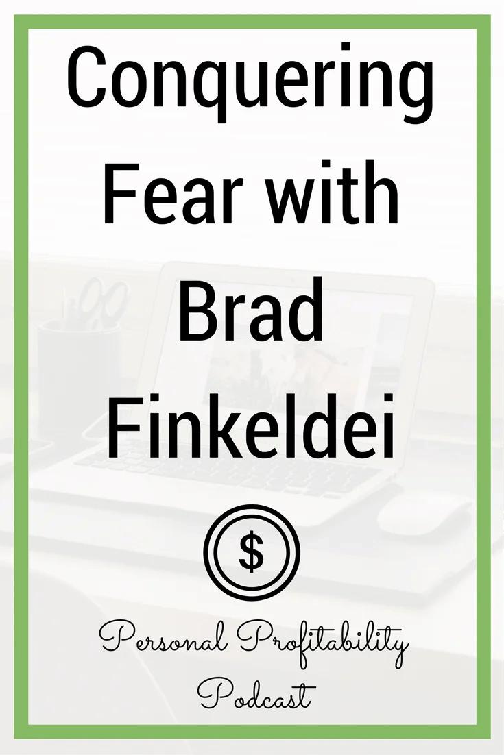 Brad Finkeldei wasn't always known as
