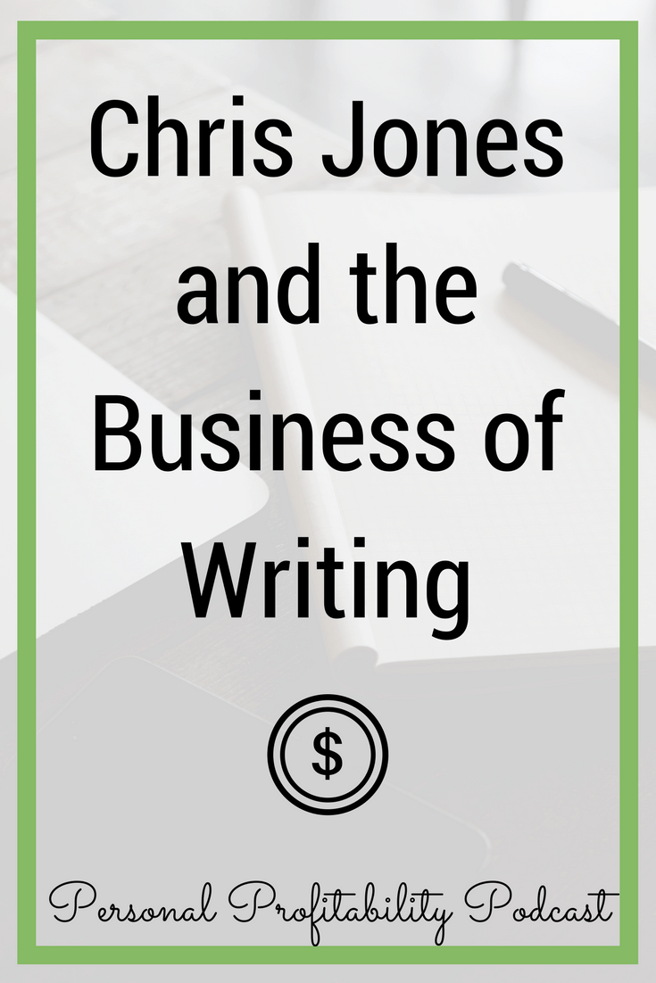 Chris Jones has a far more traditional background in writing than I do, which makes him a fun, interesting, and educational guest for today's episode. If you want to write for a living, this interview with Chris Jones is a must listen. #freelance #freelancewriting #workfromhome #workathome #wahm #wahd
