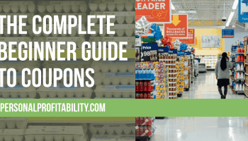 Complete beginner guide to coupons