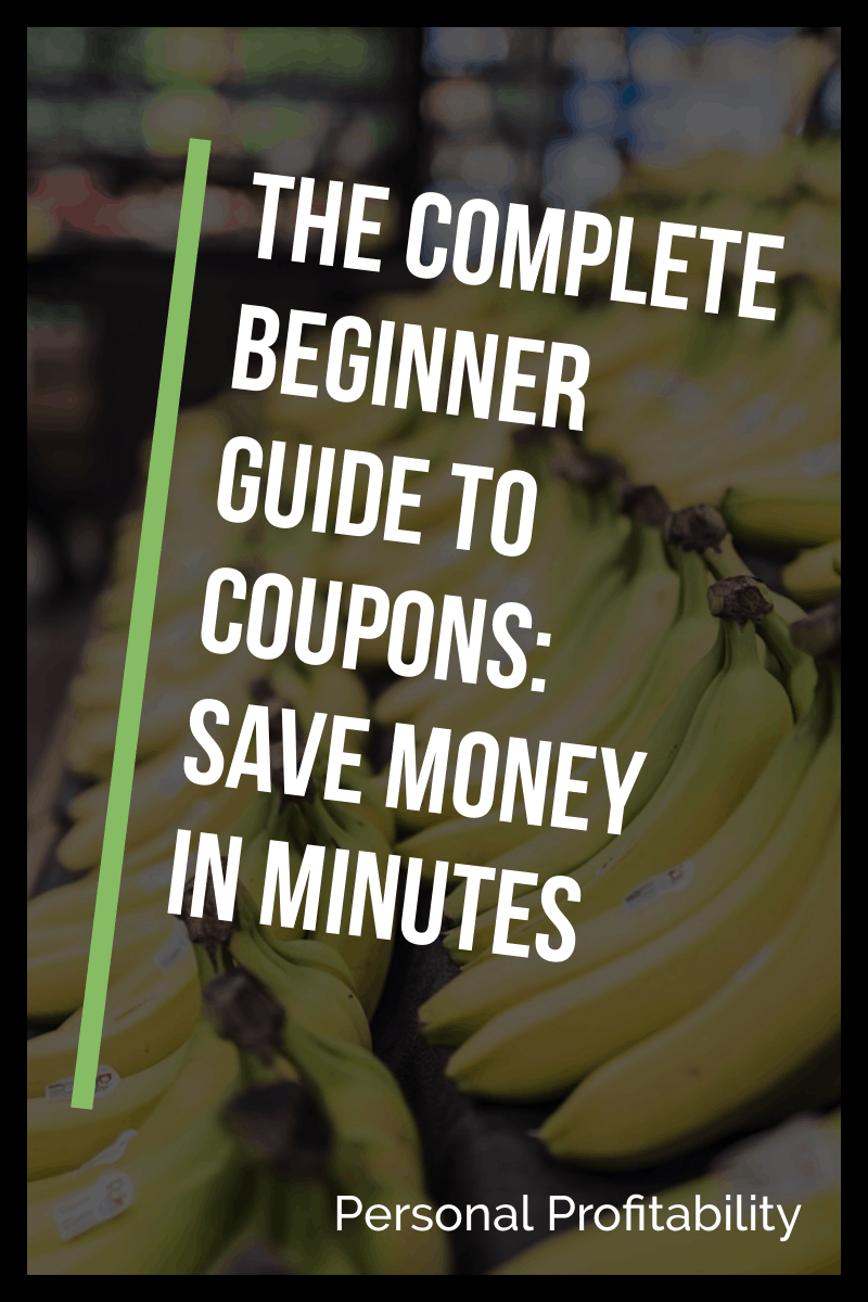 Coupons can help you save big when shopping online or in stores. Follow this guide to coupons to learn some of the quickest and easiest ways to save. You'll be a couponing master before you know it! #couponing #savemoney