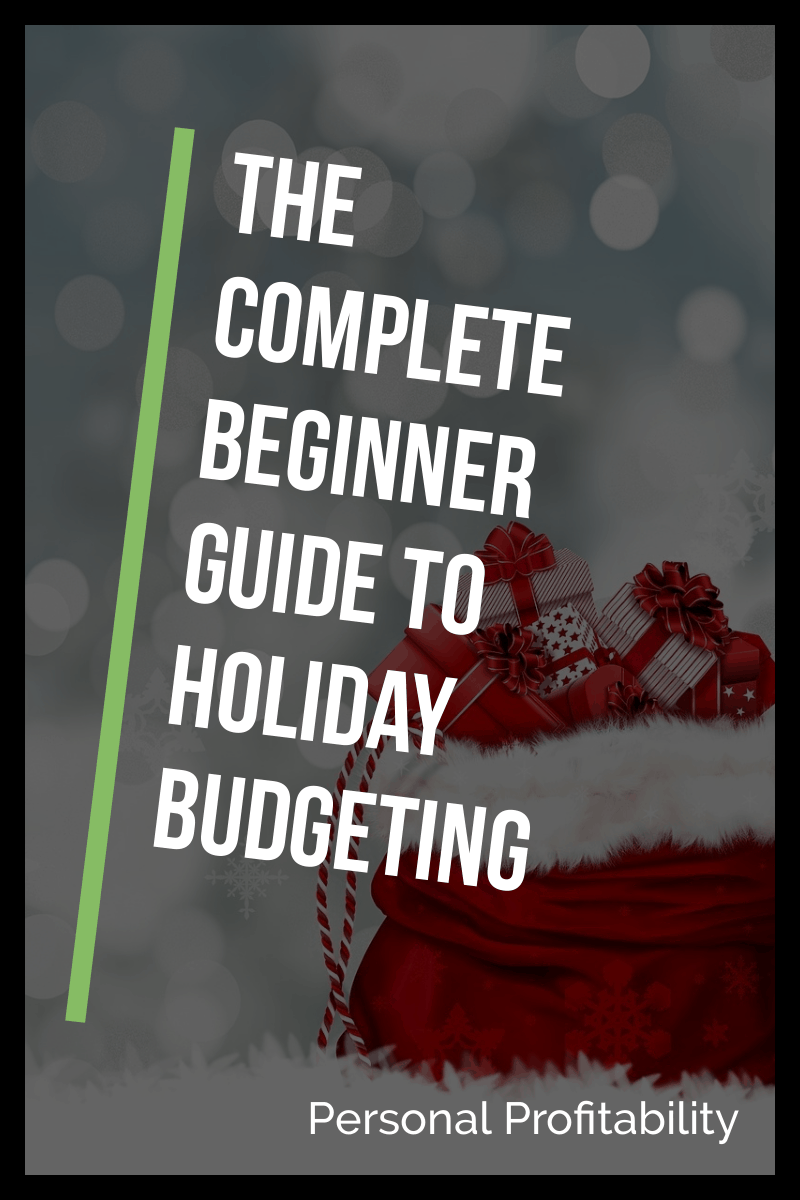 Saving money during the holidays isn\'t easy. You need to plan ahead, make shopping lists, and track your budget. Here are some holiday budgeting tips to avoid overspending and to maximize your money! #holidaybudget #budgettips