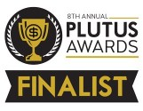 Plutus Awards Finalist 2017