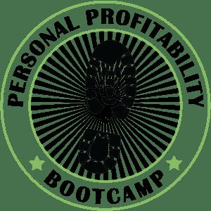 Personal Profitability Bootcamp Logo