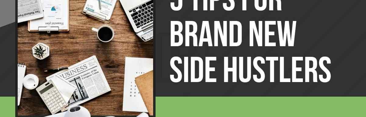 PPP116: 5 Tips for Brand New Side Hustlers