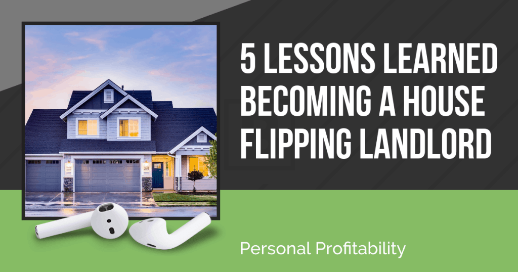 Sandy Smith is here to drop some wisdom on being a house flipper and landlord! She shares 5 important lessons anyone investing in real estate needs to know.