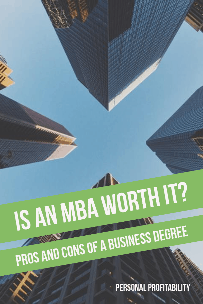 Should You Get Your MBA?