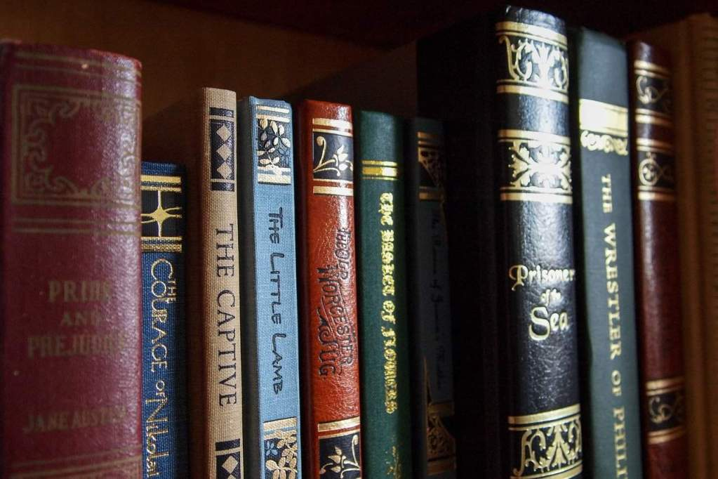 Sell classic used books