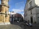 white vespa in Piazza Salandra r