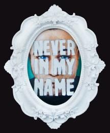 Alessandro Minoggi, Never in my name - TINA