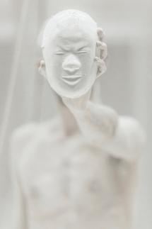 Guido Mencari, Antoine Marchand - From Socìetas Raffaello Sanzio / Romeo Castellucci - Oresteia (an organic comedy?) 2015 - TINA