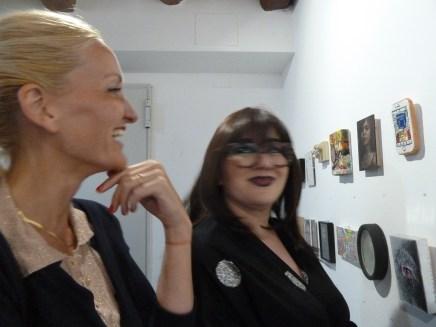 Tisna and Desdemona at Vicenza PV