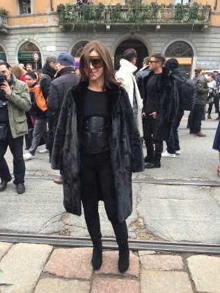 Карин Ротфельд, экс главный редактор французской версии Vogue