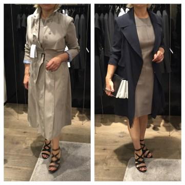 шоппинг в Милане со стилистом. boutique Boss