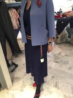 Функциональный гардероб - деловой стиль + тенденции сезона.