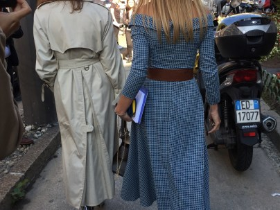 Персональный стилист, шоппер в Милане Светлана Вилла.