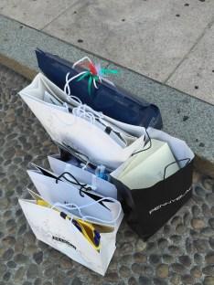 шоппинг в Милане