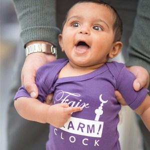 Fajr Alarm Clock - Bodysuit