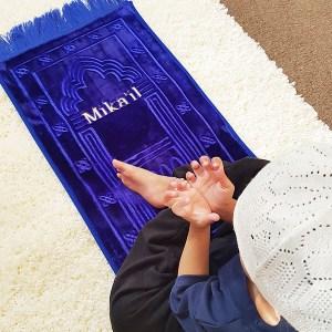 Blue mats