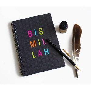 Bismillah Islamic Notebook