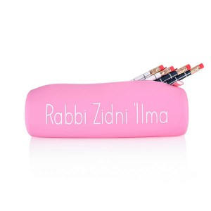 Rabbi Zidni 'Ilma Pencil Case