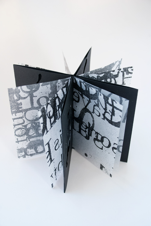 Soundspaces limited-edition artist book