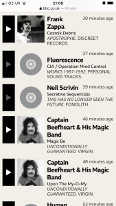 OMC on 6Music Freak Zone