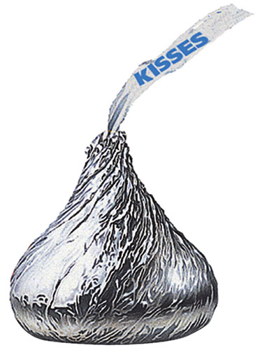 Image result for hershey kisses