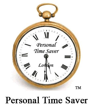 Personal Time Saver