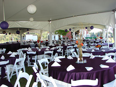 chair covers rental cleveland ohio wooden childs tent and party supply rentals in personal touch event