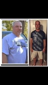 Personal Trainer Food success story eats chicken wings to lose weight