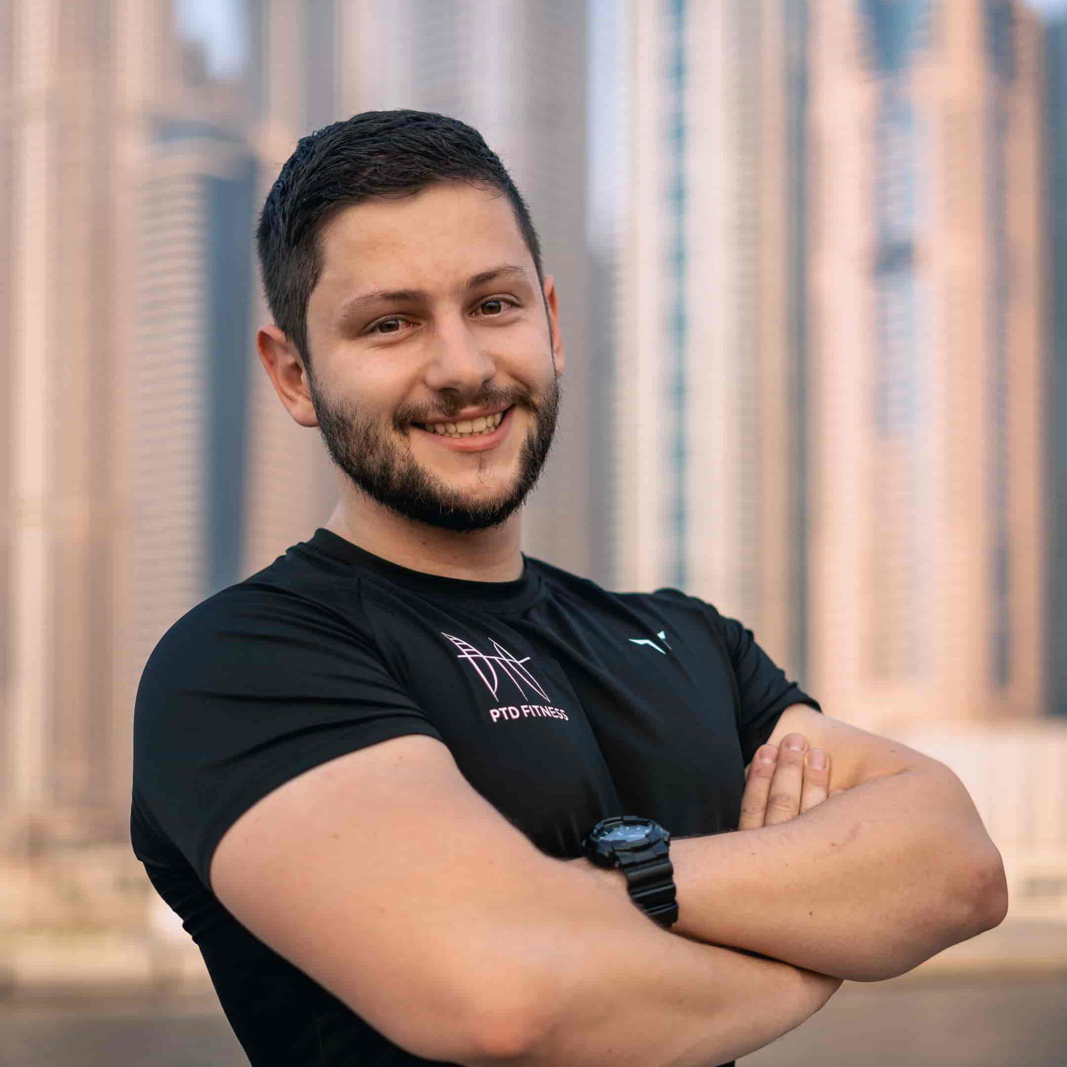 Personal Trainers Dubai Darko