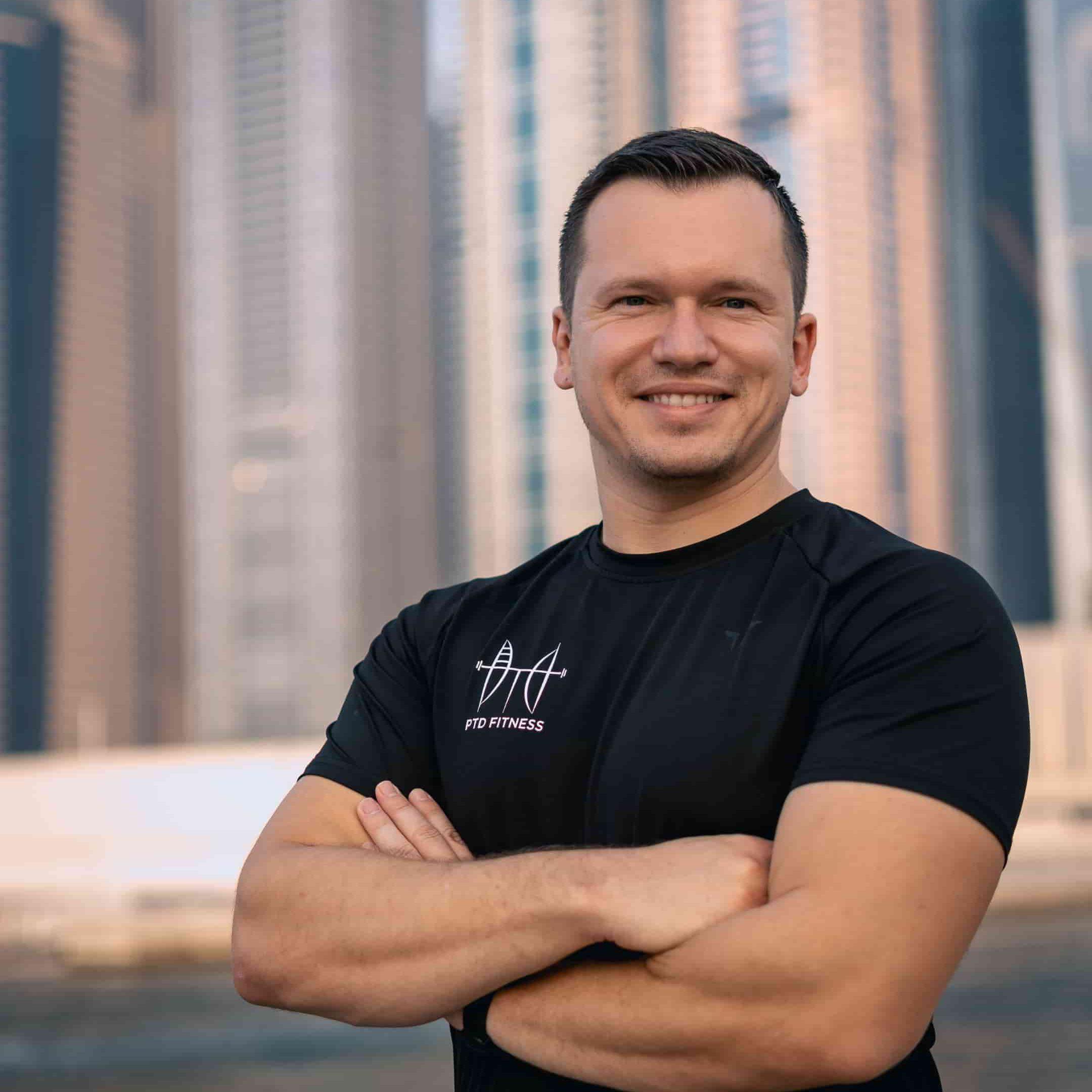 Personal Trainer Dubai Milan