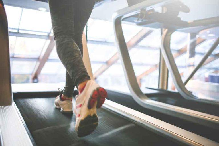 Personal Trainer Dubai Exercising