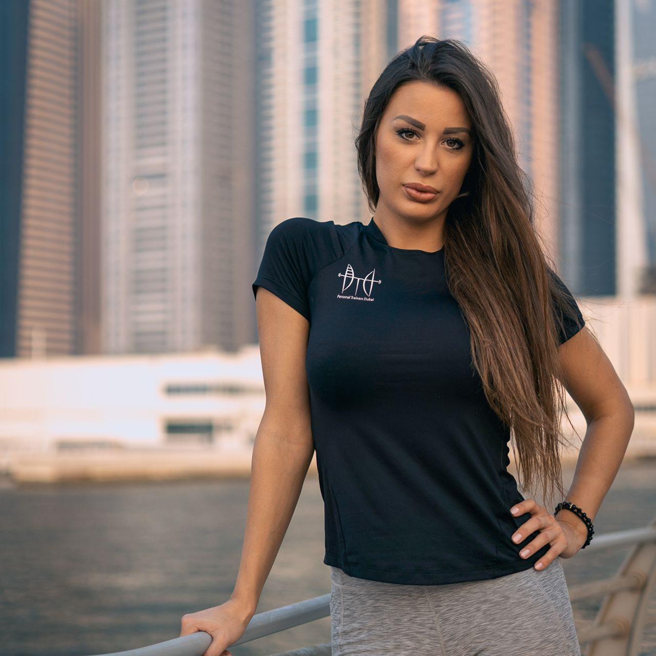 Personal Trainer Kristina