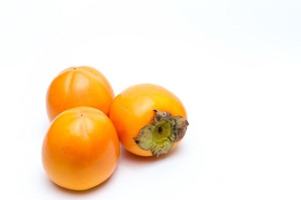 Wokgerecht met kaki (sharonfruit)