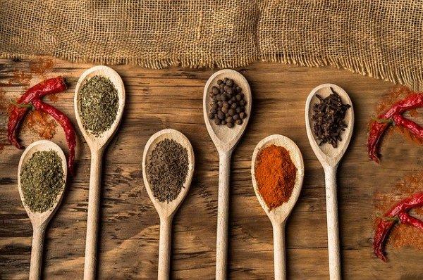 Gevulde paprika met Baharat
