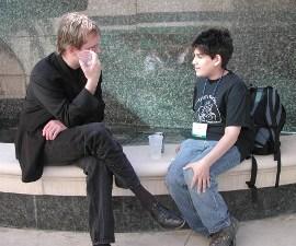 En memoria de Aaron Swartz: la revolución del software, la revolución del conocimiento.