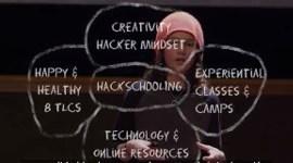 Un niño no escolarizado explica su PLE Entorno Personal de Aprendizaje (Personal Learning Environment)