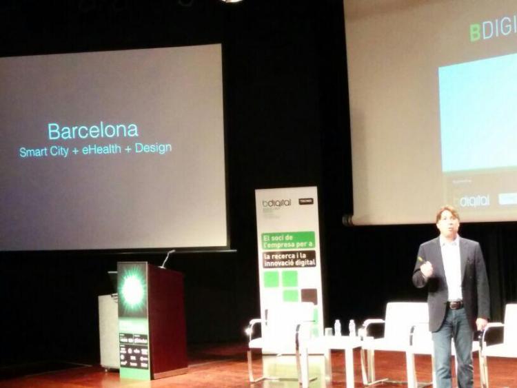 Barcelona Smart City + eHealth + Design