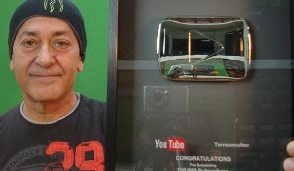 Terrazocultor, autor de más de 100 vídeos de excelente contenido