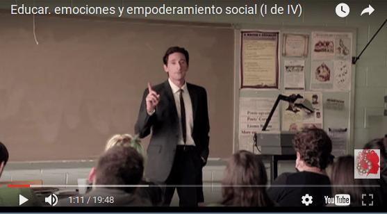 Educar: emociones y empoderamiento social