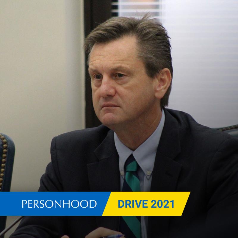 Pro-Life Pretender Senator Tom Davis