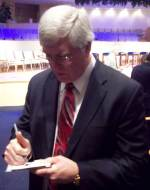 Mathew Staver Signs Florida ProLife ProLife Petition