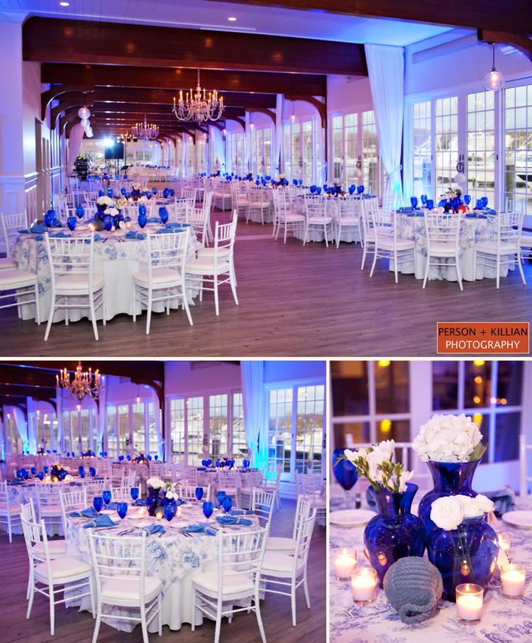 Wychmere Beach Club Wedding  Great Gatsby with a Nautical Flair