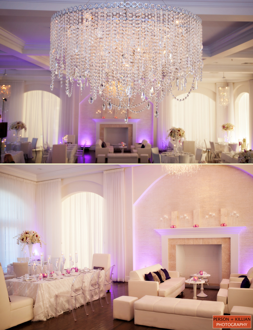 Miami Chic Wedding Decor PK