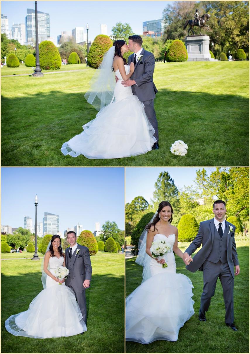 Omni Parker House Boston Spring Wedding  Person  Killian Photography