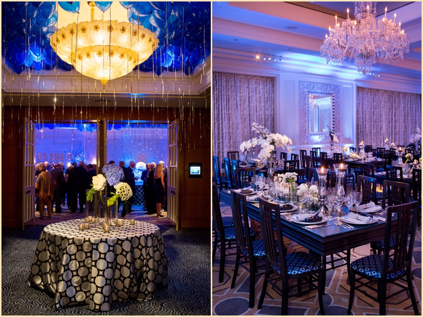 60th Birthday Event Photography at Four Seasons Hotel Boston