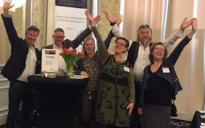 Personligt Mästerskap på HR-mässan i Malmö