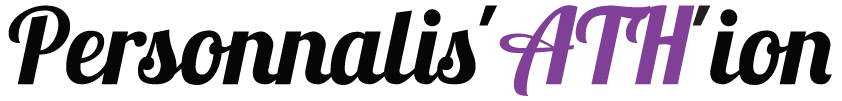 logo PersonnalisATHion